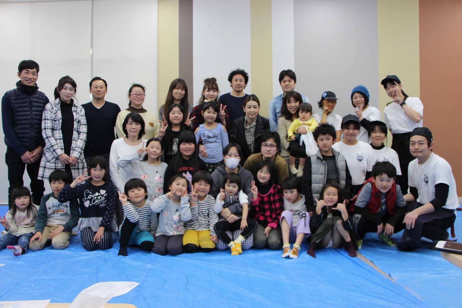 讃岐うどん作り体験、開催報告!